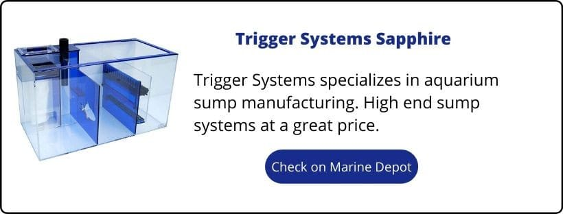 """Trigger Systems Sapphire 26"""" Sump"""