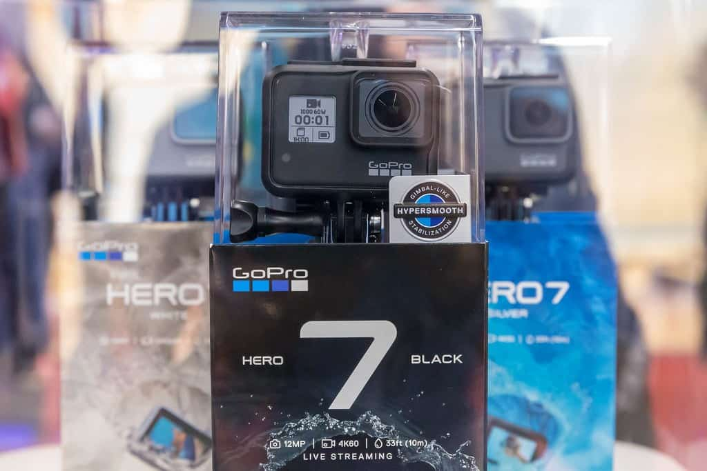 underwater camera for reef tanks