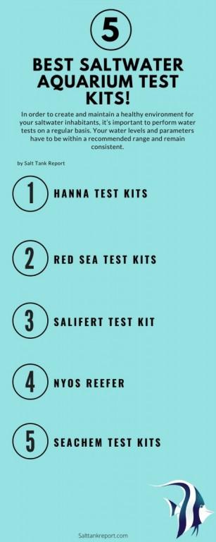 best saltwater aquarium test kits