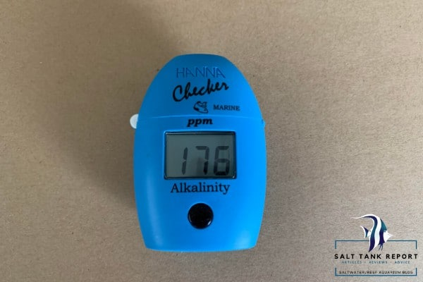 Hanna Instruments Alkalinity Checker review