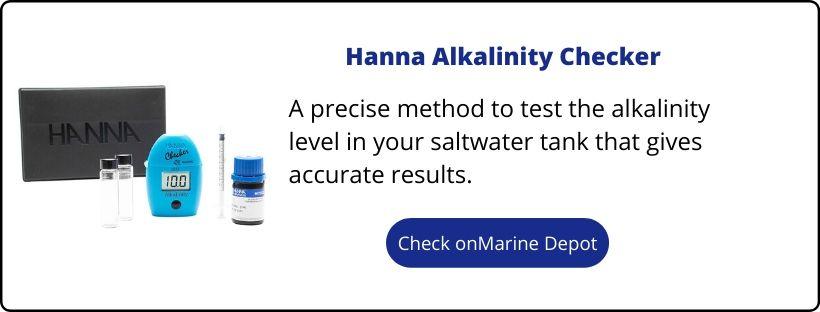 hanna alkalinity checker review