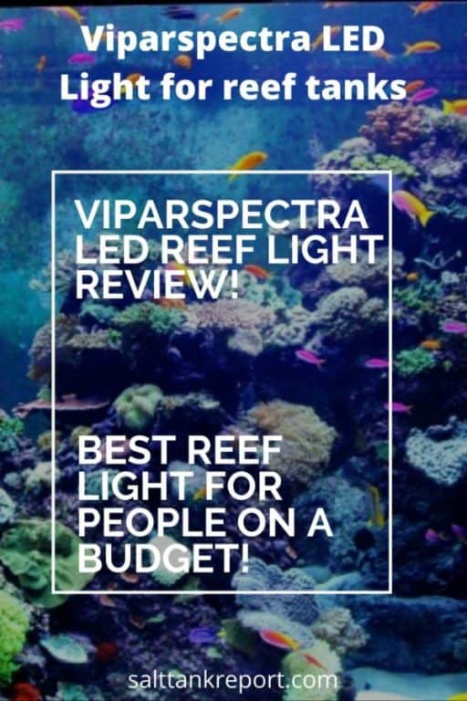 viparspectra led reef light