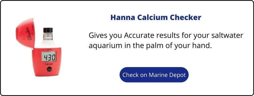hanna calcium tester