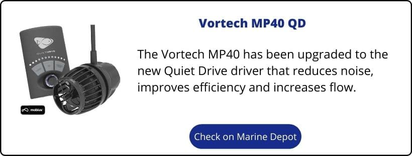 Vortech mp40 qd review