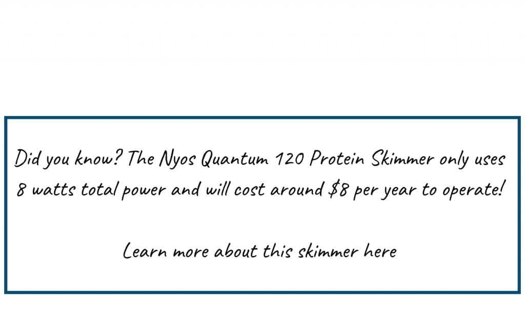nyos quantum power use